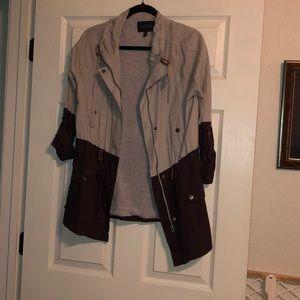 NWOT Medium utility jacket!